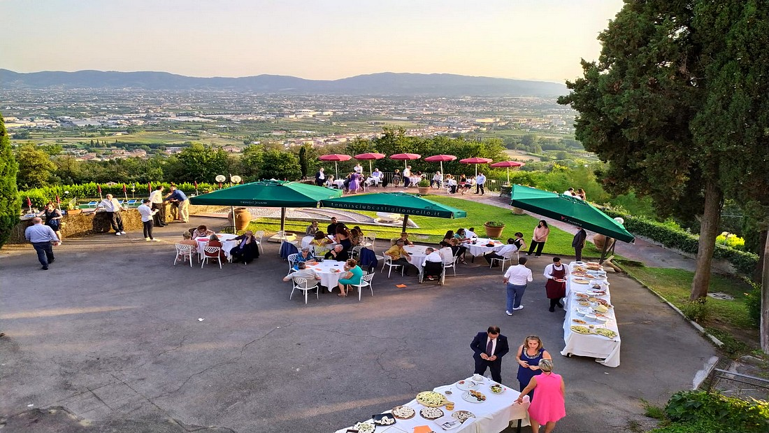 aperitivo wedding