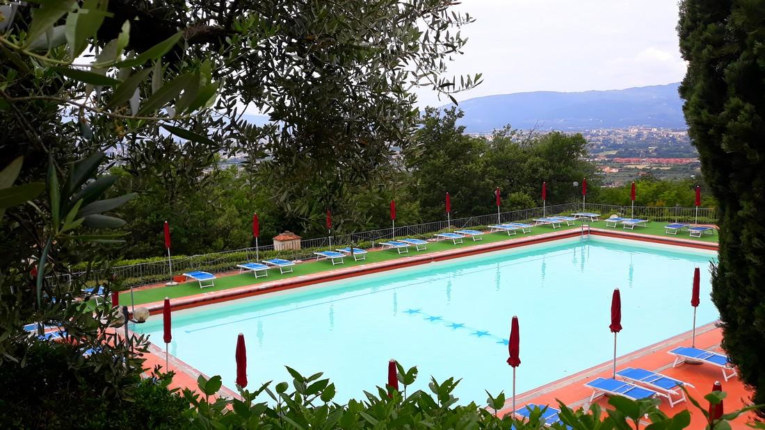 Piscina Hotel Convento 2020